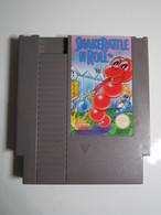SNAKE RATTLE N ROLL SNAKERATTLE N ROLL - JEU NINTENDO NES 1985 - Elektronische Spelletjes