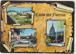 Calvados :  CONDE  Sur  NOIREAU :  Vues - Bayeux