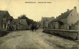 28 PRASVILLE - L'entrée Du Pays / A 448 - Francia