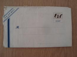 ENVELOPPE SOUVENIR DE L'EXPOSITION INTERNATIONALE DE BRUXELLES 1958 - België