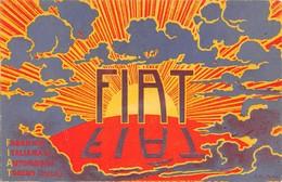 FIAT -Carte Publicité Fabrica Italiana Di Automobili Torino (Italia) - Pubblicitari