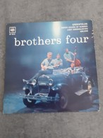 Disque - Brothers Four - Greenfields - CBS EP 5619 - 1960 - Country & Folk