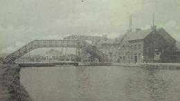 Saint-Ghislain Le Pont Canal Et La Verrerie - Saint-Ghislain