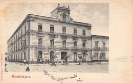 Mexico - GUADALAJARA - Hotel Cosmopolita - Publ. Al Libro Mayor. - Mexique