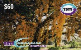 *TRINIDAD & TOBAGO* - Scheda Usata - Trinidad & Tobago
