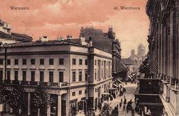 POLSKA - POLAND - WARSZAWA, Ulica Wierzbowa - 1911 - Polonia