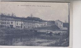 THIAUCOURT  RUE DU CHAMP DE FOIRE - France