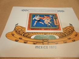 Miniature Sheet 1978 Football World Cup Mongolia - Mongolia
