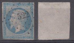 PC  522 Sur 14 - BRIATEXTE (Tarn) - Marcofilie (losse Zegels)