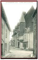 LA PACAUDIERE    (42)  -LE PETIT LOUVRE VUE DE PROFIL - Bb-826 - La Pacaudiere