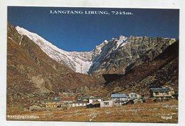 NEPAL - AK 351222 Langtang Lirung - Nepal
