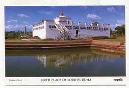 NEPAL - AK 351224 Lumbini - Birth Place Of Lord Buddha - Népal