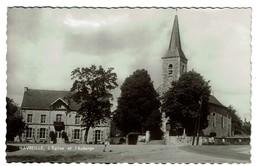Wavreille - L'Eglise Et L'Auberge - Circulée - 2 Scans - Rochefort