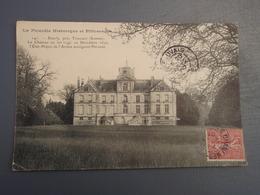 Cpa Boucly PrèsTincourt Le Château Où Fut Logé En Décembre 1870, L'Etat-Major De L'Armée Assiégant Péronne. 1907 - Francia