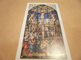 Miniature Sheet Togo Easter 1984 - Togo (1960-...)