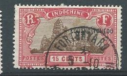 Kouang Tchéou  -  Yvert   N°  89  Oblitéré  -  Bce 21106 - Used Stamps