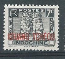 Kouang Tchéou  -  Yvert   N°  128 *  -  Bce 21107 - Kouang-Tcheou (1906-1945)