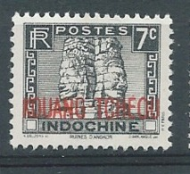 Kouang Tchéou  -  Yvert   N°  128 *  -  Bce 21107 - Unused Stamps