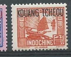 Kouang Tchéou  -  Yvert   N°  140 **  -  Bce 21110 - Unused Stamps