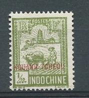 Kouang Tchéou  -  Yvert   N° 73   (*)  -  Bce 21113 - Unused Stamps