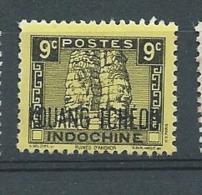 Kouang Tchéou  -  Yvert   N°130   A  * -  Bce 21119 - Unused Stamps