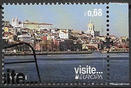 2012 Portugal   Mi. 1721 Used  Bloc Stamp Europa : Besuche - Europa-CEPT