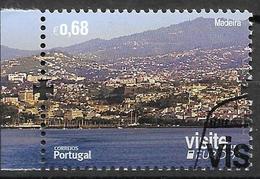 2012 Madeira  Mi. 317 Used  Bloc Stamp Europa : Besuche - Europa-CEPT