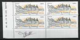 13126 FRANCE  N° ? 0.88€  Les 500 Ans Du Château De Chambord   C.D Du 06.05.19  TTB - 2010-....