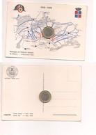 M8924 MILITARI Anniversario Battaglia Vittorio Veneto 1918-1978  1^ Ww - Guerra 1914-18