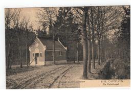 Kapellen  9158. CAPPELLEN  De Heidekapel F.Hoelen Phot. Cappellen - Kapellen