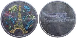 01951 GETTONE TOKEN JETON MDP MONNAIE DE PARIS TOUR EIFFEL - Monnaie De Paris