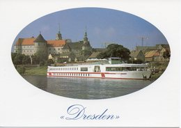 Motorschiff DRESDEN / Peter Deilmann Kreuzfahrten (Company Issue) - Piroscafi