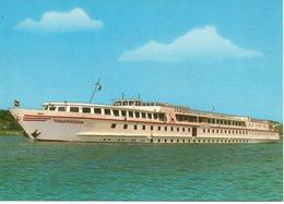 Kabinenschiff DONAUPRINZESSIN - Reederei Peter Deilmann (Company Issue) - Paquebots