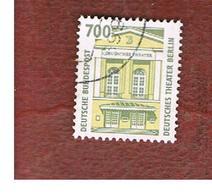 GERMANIA (GERMANY) - SG 2220d - 1993 TOURIST SIGHTS 700       - USED - Usati
