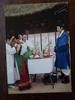 L21/494 Corée. Traditional Marriage Ceremony - Korea (Zuid)