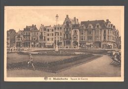 Middelkerke - Square Du Casino - Middelkerke