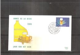 Année De La Bière -  FDC Belgique (à Voir) - Bières