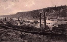 ROMANIA - OIL INDUSTRY - CAMPINA, Uzina Electrica - Romania