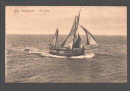 Middelkerke - Au Large - Boot / Bateau - Voilier / Zeilboot - Middelkerke