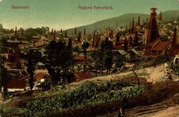 ROMANIA - OIL INDUSTRY - BUSTENARI, Regione Petrolifera - 1912 - Romania