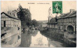 27 MAROMME - La Rivière Le Cailly - Francia