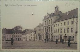 Fontaine L'Evèque Place Emille Vandevelde - Fontaine-l'Evêque