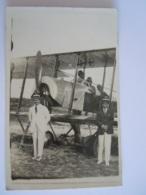 België Belgique Vliegtuig Tweedekker Avion Bi-plane 1921 Foto Photo - 1919-1938: Between Wars