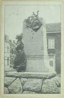 Frameries Monument Joseph Dufrane (Coq Wallon - Toujours) - Frameries