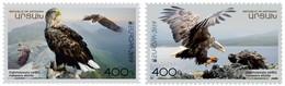 ARTSAKH NAGORNO KARABAKH KARABAJ BERGKARABACH 2019 EUROPA BIRDS 2 Stamps Set ** - 2019