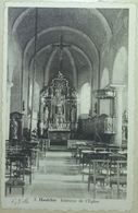 Haulchin Intérieur De L'Eglise - Estinnes