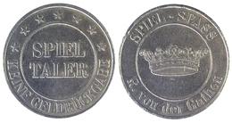 00841 GETTONE TOKEN JETON AMUSEMENT SPILE TALER Spiel Spass R. Von Der Gathen - Germany