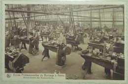 Hornu Ecoles Professionnelles Du Borinage Ateliers Section Des Machines-Outils - Boussu