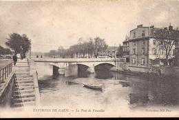 Environs De Caen Le Pont De Vaucelles Collection ND Photo - Caen