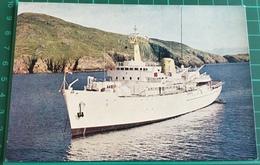 HMS Hecate ~ Survey Ship - Warships